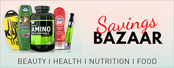 Savings Bazaar - Beauty, Health, Nutrition, Food
