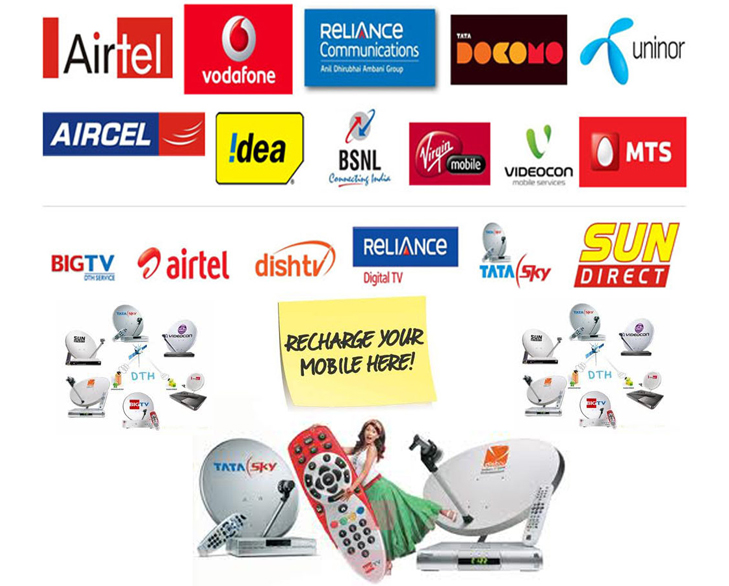 PayTM coupons and Online Recharge Offers