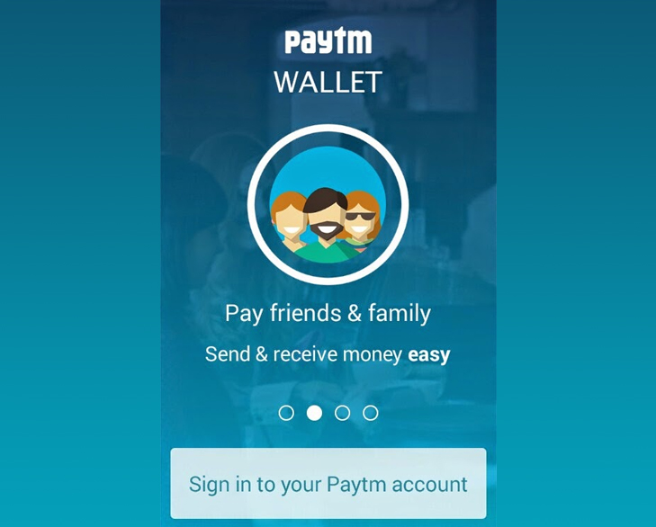 PayTM Wallet Offers