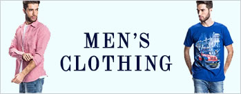 Offers on Men's Clothing at Amazon