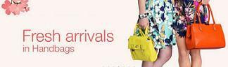 Upto 50% OFF on Handbags at Amazon