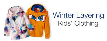 Upto 50% OFF or more on Kids Winter Clothing