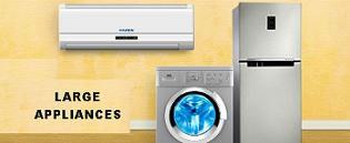 Amazon Large Appliances sale