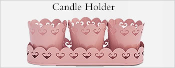 Upto 60% OFF on Candle Holders + Extra 4% Cashback