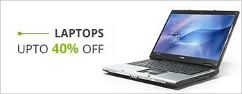 Upto 40% OFF on Acer Laptops