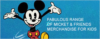 Mickey & Friends Merchandise for Kids