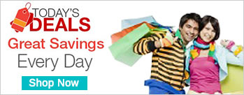 Today's Deal: Electronics, Beauty, Books, Home & Kitchen and more