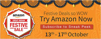 The Great Indian Festive Sale