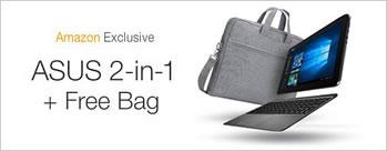 Amazon 2 in 1 Lap-tab offer