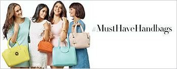 Must Have Bags - Upto 50% OFF