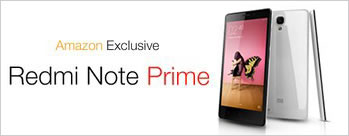 Buy Xiaomi Redmi Note Prime at Rs 8499