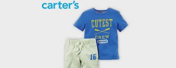 Upto 50% OFF on Carter's Brand Clothings