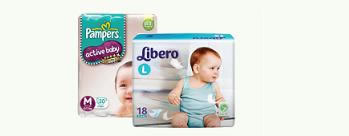 Upto 25% OFF on Disposable Diapers