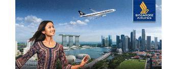 Premium Economy Fares for Mumbai to Singapore