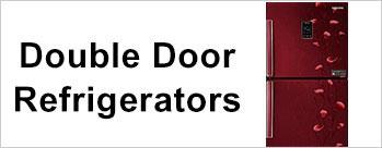 Upto 25% OFF on Double Door Refridgerators