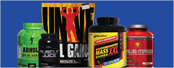 Upto 40% OFF on Mass Gainers + Extra 2% Cashback