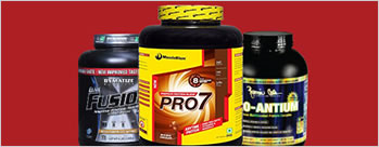 Upto 25% OFF on Protein Blends + Extra 2% Cashback