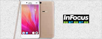 InFocus M680 Gold & Silver at Rs.9999