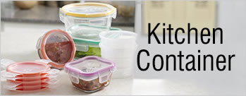 Minimum 30% OFF on Kitchen Containers