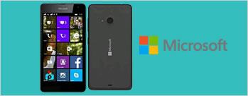 Flat 28% OFF on  Microsoft Lumia 535