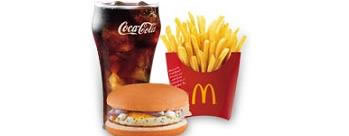 Free Mcegg Meal on Purchase Of Rs 359