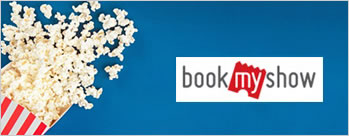 15% Cashback on Paying with MobiKwik Wallet at BookMyShow + Extra Rs 2 Cashback
