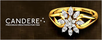 Candere Diamond Jewellery