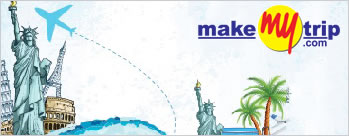 10% Cashback on Paying with MobiKwik Wallet at Makemytrip + Extra 1% Cashback