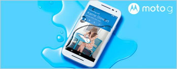 Moto G 3rd Gen Starting at Rs 10999 Only