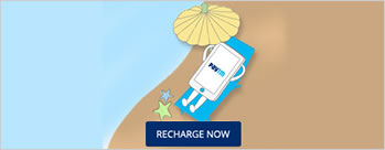 5% Cashback on Recharges & Bill Payments of Rs 20 & Above + Extra 2.50% Cashback