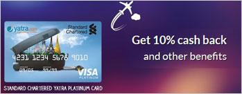 Standard Chartered Card Offer