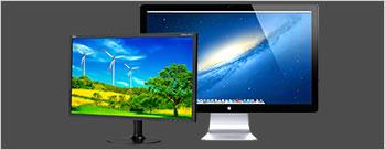 Upto Rs 25000 OFF on Desktops & Monitors + Extra 0.5% Cashback