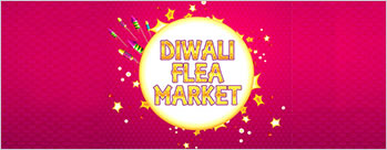 Diwali Flea Market - Upto 80% OFF On Selected Products + Extra 2% Cashback