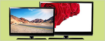 Upto 50% OFF on Televisions + Extra 0.5% Cashback