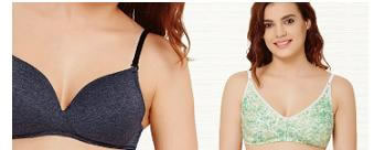 Cotton Bra Collection Starting at Rs 173