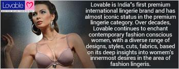 Lovable Lingerie